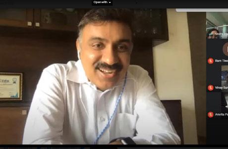 Rungta Dental College Bhilai Webinar
