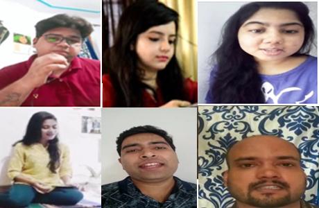 Alumni Talent Hunt by SSSSMV Bhilai