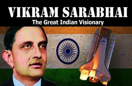 Dr Vikram Sarabhai remembered