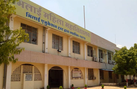 Bhilai Mahila Mahavidyalaya offers BA in 5 subjects