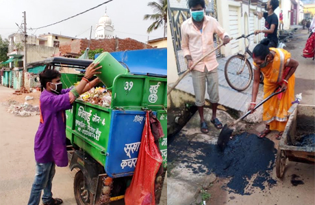 Bhilai Nagar Nigam Quick Response