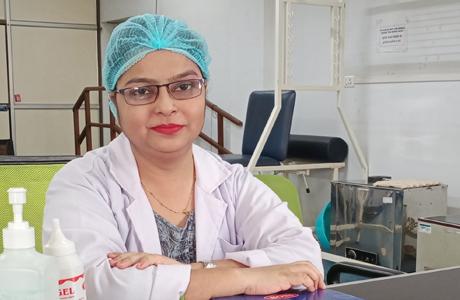 Dr Abiya Khan Physiotherapist