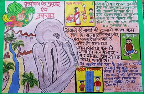 Nutrition Month in Patankar Girls College