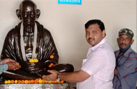 Hemchand university proposes MA in Gandhian Thoughts