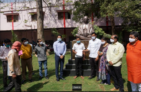 Bhilai Municipal Corporation appoints 24 on compassionate grounds