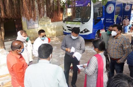 Mobile Medical Units of Bhilai gaining popularity