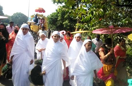 Picchika Parivartan of Jain Sadhvi