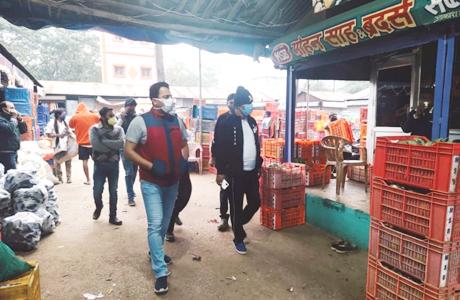 Swacchata Sarvekshan Bhilai Nagar Nigam