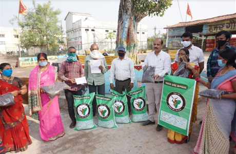 Bhlai Nigam becomes the first producer of Vermi Compost in Chhattisgarh