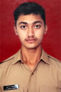 NCC Cadet Aditya Ghosh selected for RDC