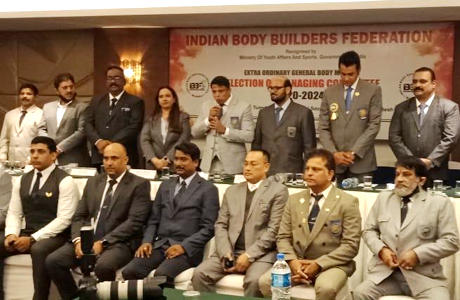 Body Building Federation Elections