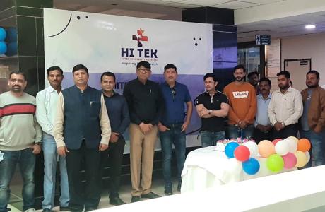 Hitek Super Speciality Hospital celebrates first foundation day
