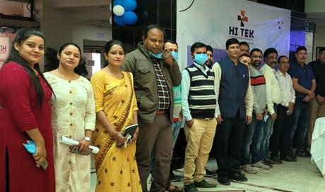 Hitek celebrates first foundation day