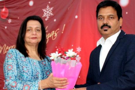 Dr Santosh Rai Dr Shreelekha Virulkar