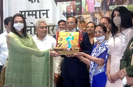 MSSCT felicitates Energy Innovator MC Jain
