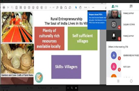 Gandhian Entrepreneurship