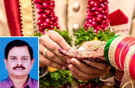 ससुर ने किया विधवा बहू का कन्यादान