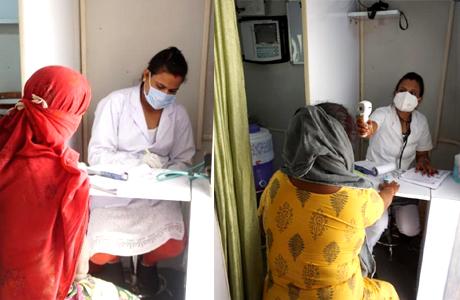 Around 10k slum dwellers avail facilities of Mobile Medical Unit