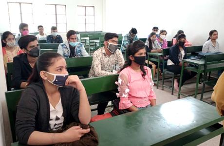 Netaji Jayanti at MJ College