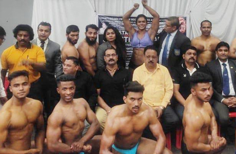 CG Body Builders to fight for National Title