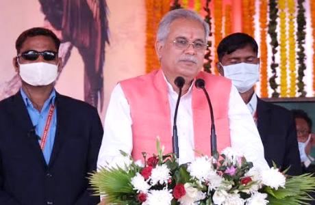 CM announces Bird Training Centre at Gidhwa Parasda