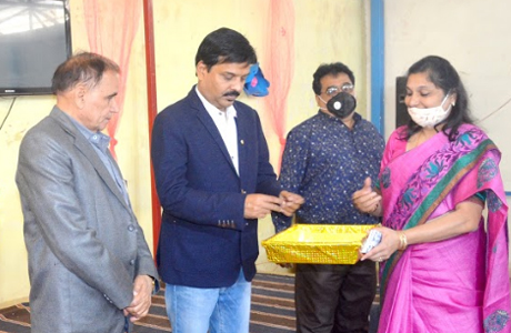 Soul Spa held at KPS Kutela Bhata