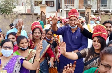 Chhattisgarh CM Mass Marriage Scheme