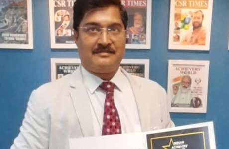 Bhilaian makes his mark in field of Solar Power