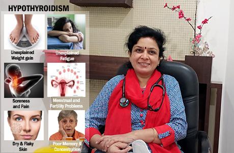 महिलाओं को ज्यादा सताता है थायराइड हारमोन असंतुलन, ये हैं लक्षण : डॉ संध्या