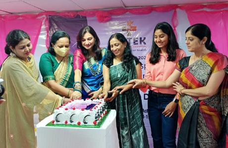 Hitek Hospital felicitated women achievers from every field on Women's Day