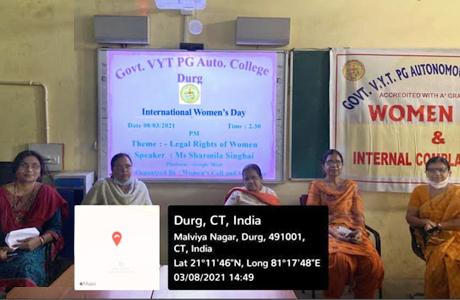 Women must set limits to suffering - Singhai
