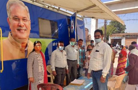 Mukhyamantri Slum Swasthya Yojana