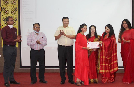 Women's Day celebrated in Rungta College of Dental Sciences and Research