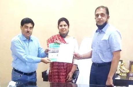 SSSSMV earns Green Audit Certificate