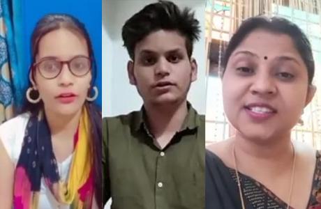 स्वरूपानंद कालेज में विश्व हास्य दिवस पर तनावमुक्ति का फार्मूला