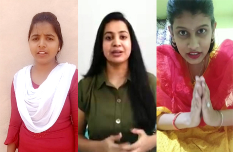 स्वरूपानन्द सरस्वती महाविद्यालय में मना विश्व कविता दिवस