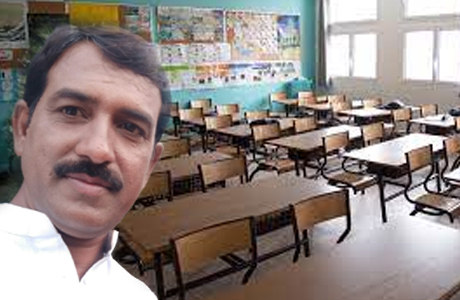 Parents and School Administration both are struck-Jaiswal