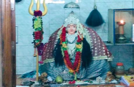 सण्डी सिद्धि माता मंदिर में पशु बली पर रोक, नहीं लगेगा मेला