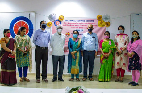 Womens Day celebrated in SSTC Bhilai
