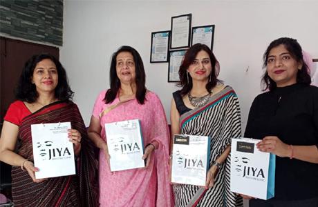 Health talk in Zinota Remedies on Women's Day