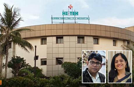 Hitek Hospital offers free IVF for needy people