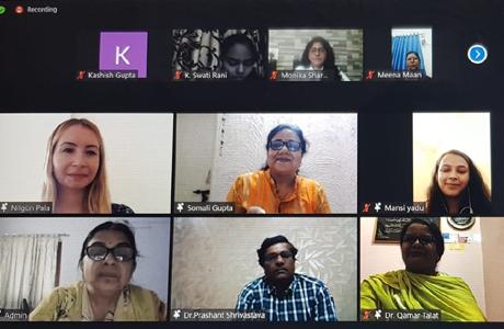 कोविड काल में युवा बनाएं मोहल्ला स्वच्छता समूह : निलगुन