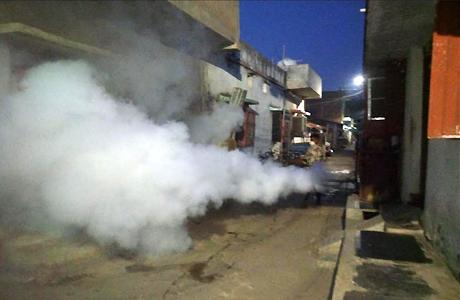 ये कोई दंगा फसाद नहीं, डेंगू-मलेरिया के विरुद्ध लड़ाई है