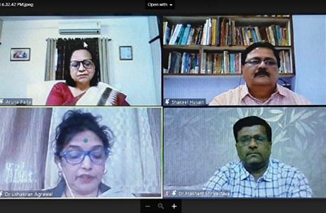 जन्म से ही लागू हो जाता है मानवाधिकार : डॉ अरुणा पल्टा