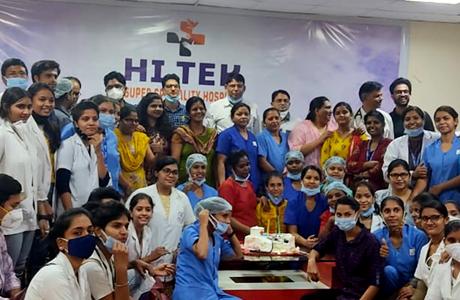 Nursing Day at Hitek Hospital