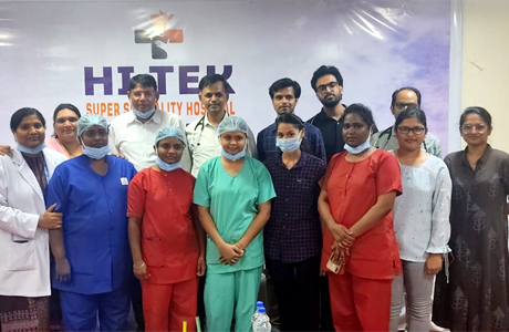 Hitek appreciates role of nurses on Nursing Day