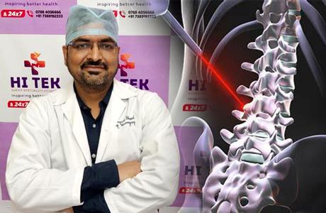 अब बहुत सेफ हो चुकी है रीढ़ की सर्जरी : डॉ बंसल