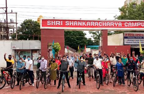 SSMV Chakravahini Club gains popularity