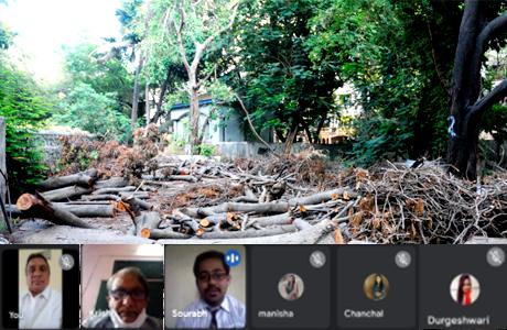 देव संस्कृति विश्वविद्यालय में पर्यावरण पर राष्ट्रीय वेबिनार