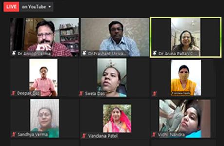 महत्वपूर्ण है प्रथम 1000 दिन का पोषण : डॉ अनूप वर्मा